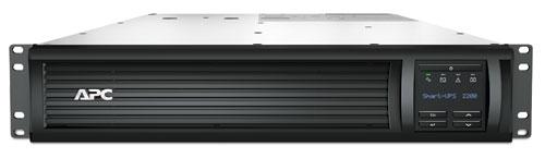 APC Smart-UPS 2200VA LCD RM 2U 230V (1900W) with Network Card (AP9631)