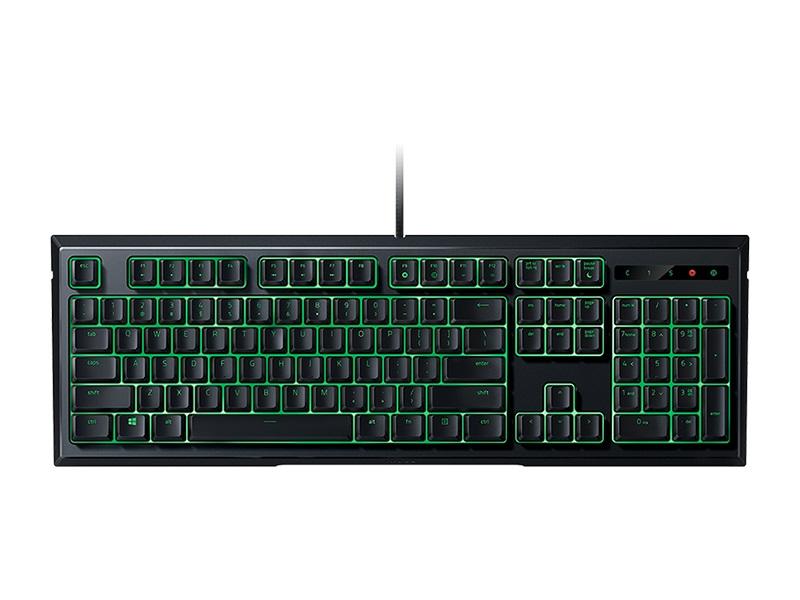 Razer Ornata herní klávesnice, membránovo-mechanická technologie