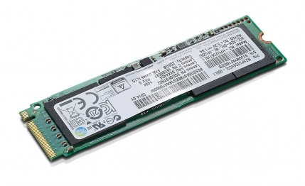 ThinkPad 512GB PCIe-NVMe (3x4) M.2 SSD