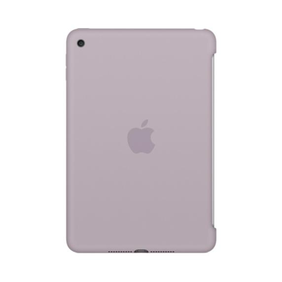 iPad mini 4 Silicone Case Lavender