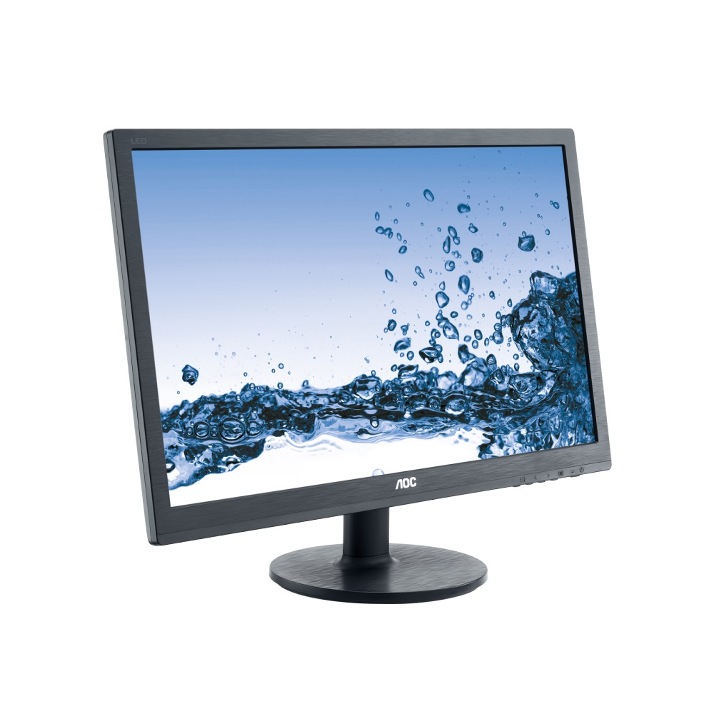 AOC LCD E2460SD2 24'' LED Full HD, 1ms, VGA, DVI