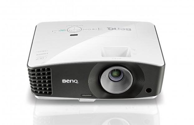 BenQ DLP Projektor MU686 1920x1200 WUXGA/3500 ANSI Lm/20 000:1/D-Sub/2xHDMI/MHL/S-Video/2xUSB/RS232/Repro