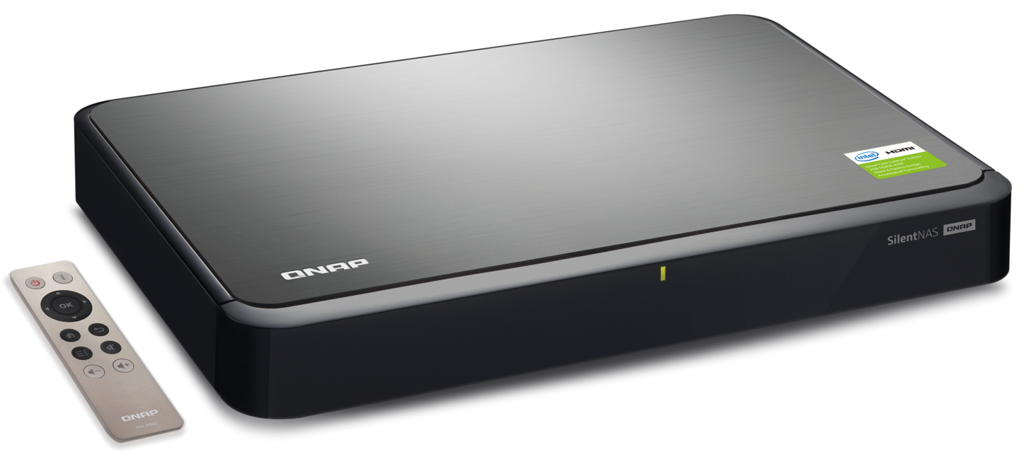 QNAP HS-251+ (2,0GHz/2GB RAM/2xSATA,1xHDMI)