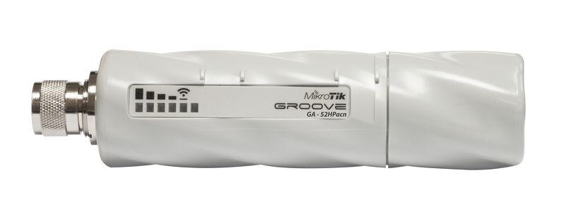 MikroTik Outd. GrooveG 52HPacn 2+5GHz a/b/g/n