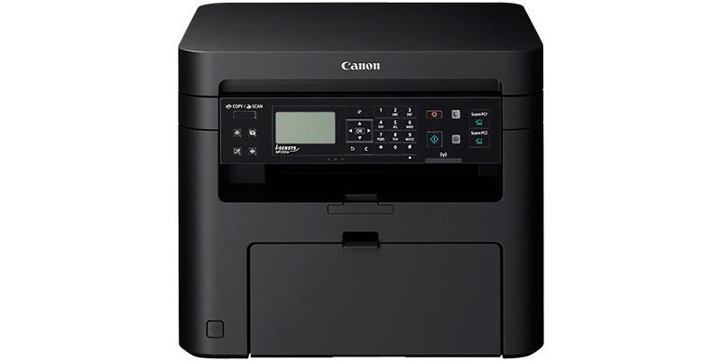 Canon i-SENSYS MF232w - PCS / LAN / WiFi / WiFi Direct / 23ppm / USB