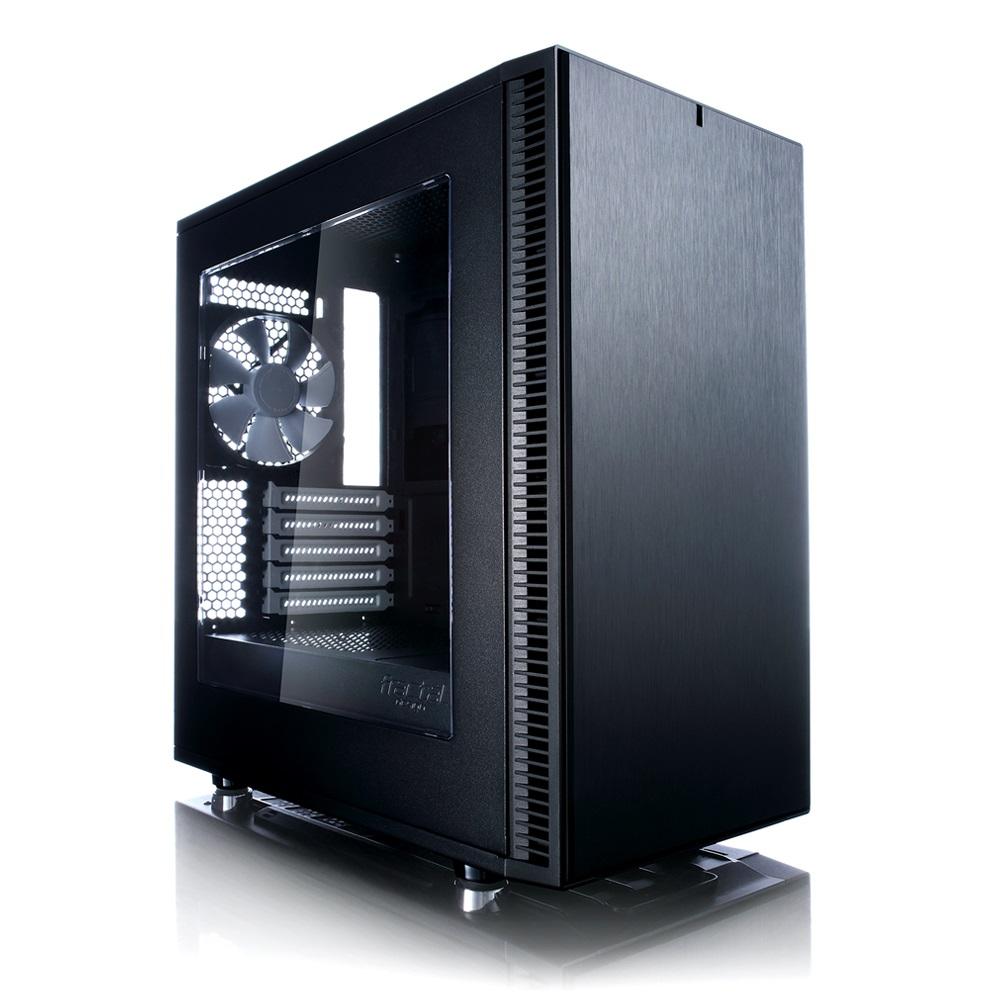 Fractal Design Define Mini C černá (okno)