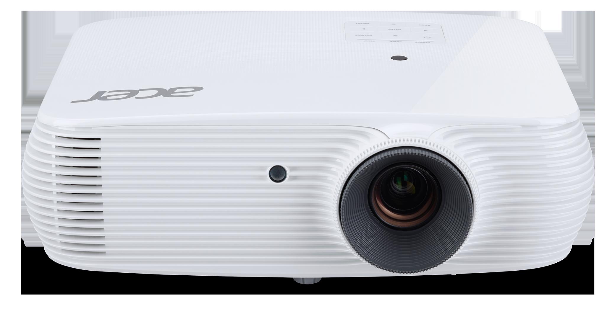 Acer H5382BD DLP/1280x720 720p/3300 ANSI lm/20 000:1/VGA/HDMI (MHL)/2.4Kg/ColorBoost 3D/ColorSafe II/NVIDIA&BluRay
