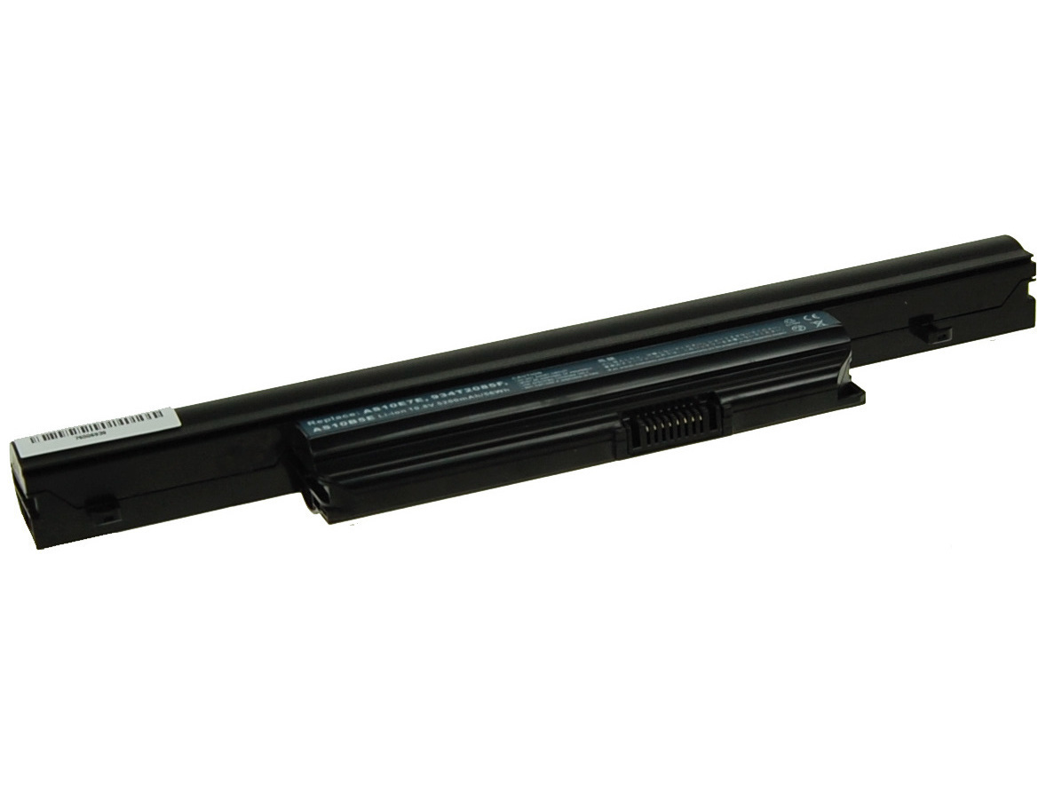 Náhradní baterie AVACOM Acer Aspire 3820T, 4820T, 5820T serie Li-ion 10,8V 5200mAh/56Wh