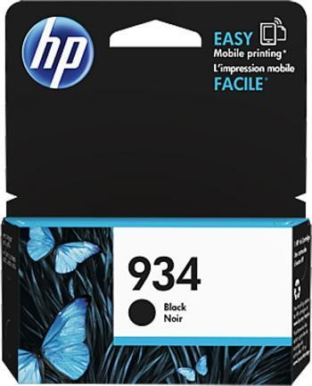 HP C2P19AE Ink Cart No.934 pro OJ Pro 6830, 400str., Black