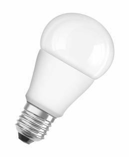 Osram žárovka LED STAR CLASSIC A E27 8W 220-240V 2700K 806lm, teplá bílá