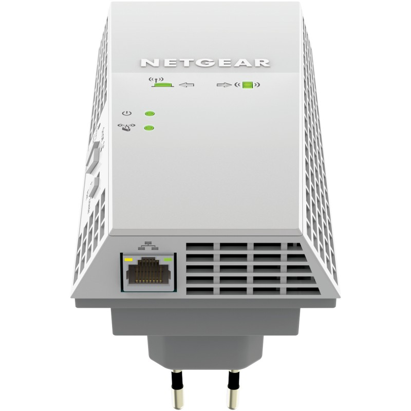 NETGEAR 1PT AC1900 WALLPLUG EXTENDER, EX6400