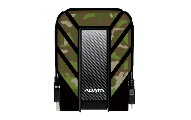 ADATA HD710M 1TB ext. 2.5'' HDD, USB 3.0, vojenský potisk, nárazuvzdorný