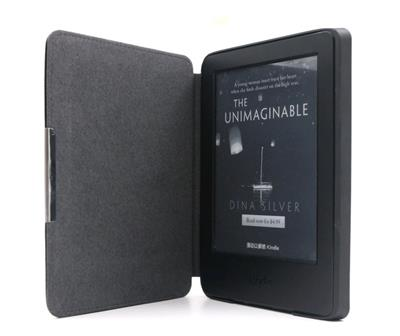 C-TECH pouzdro Kindle 8 Touch Hardcover wake/sleep, černé