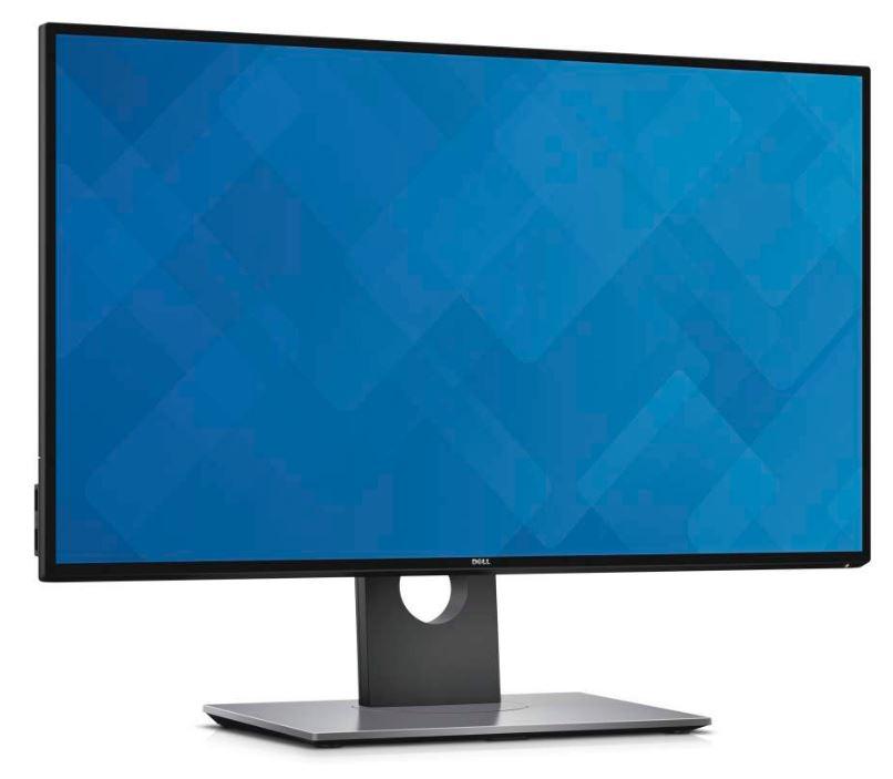 """27"""" LCD Dell U2717D UltraSharp InfinityEdge IPS QHD 16:9/HDMI/MHL/DP/mDP/USB/3RNBD - CZ distribuce"""