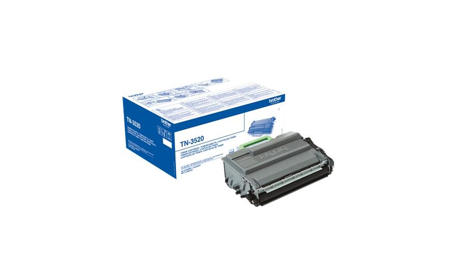 Brother-toner TN-3520 ( HL-L6400DW,MFC-L6900DW, 20 000 str. A4)
