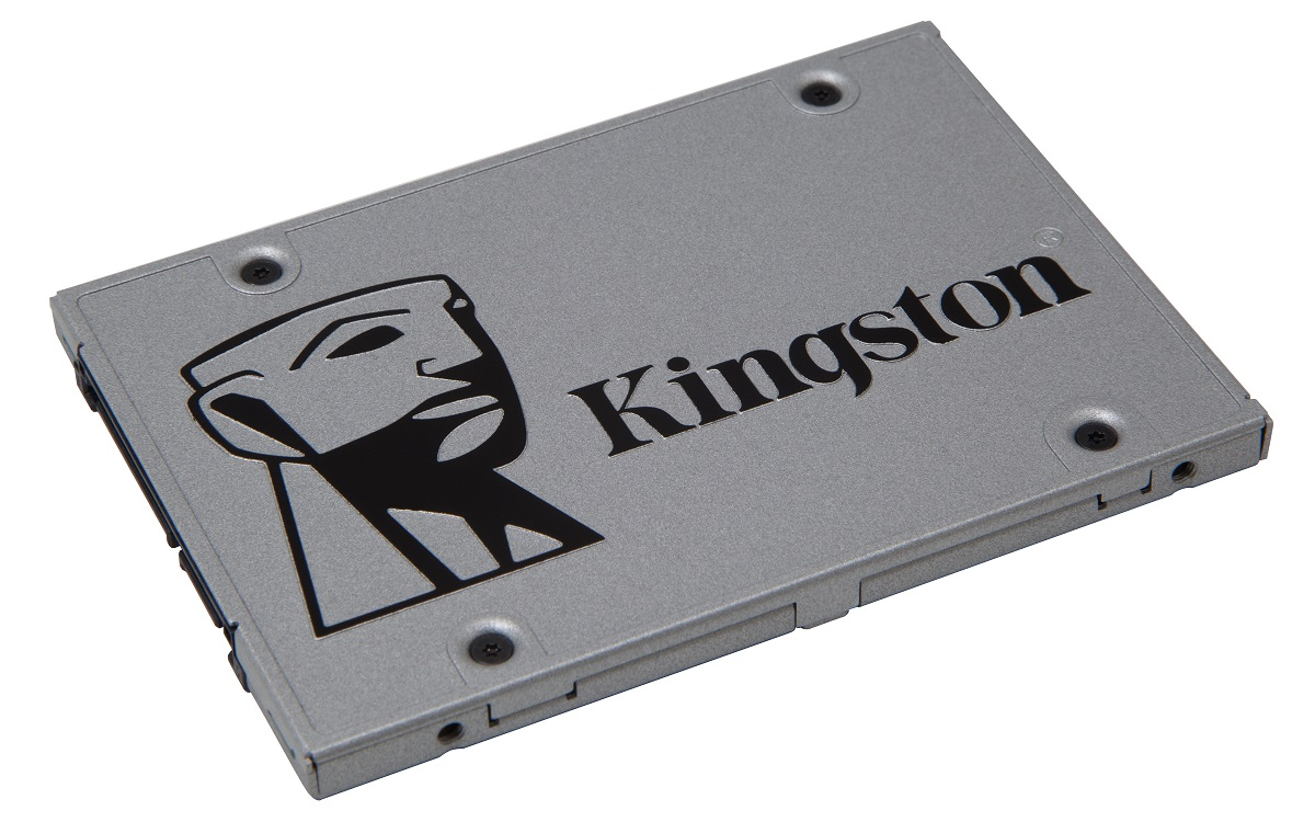 Kingston Flash 960GB SSDNow UV400 SATA 3 2.5 (7mm height) w/Adapter