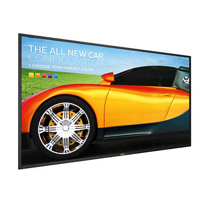 "48"" D-LED Philips BDL4830QL-FHD,350cd,MP,16/7"
