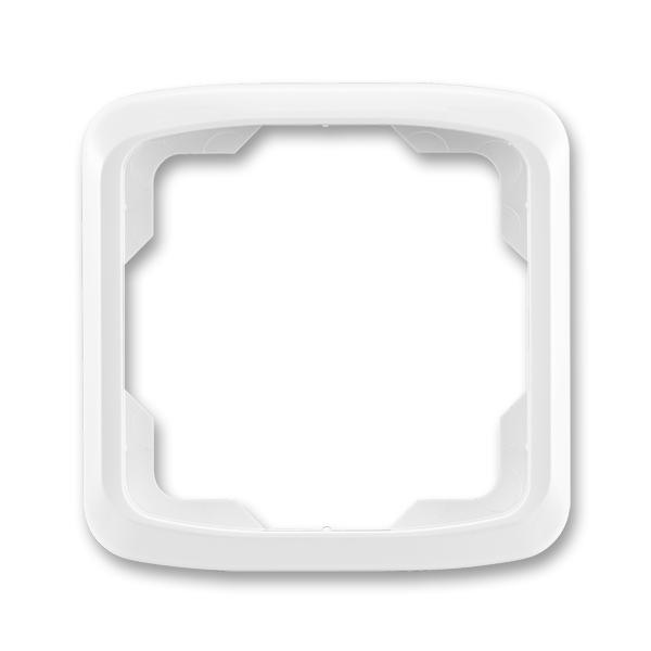 Tango rámeček 1-násobný bílá