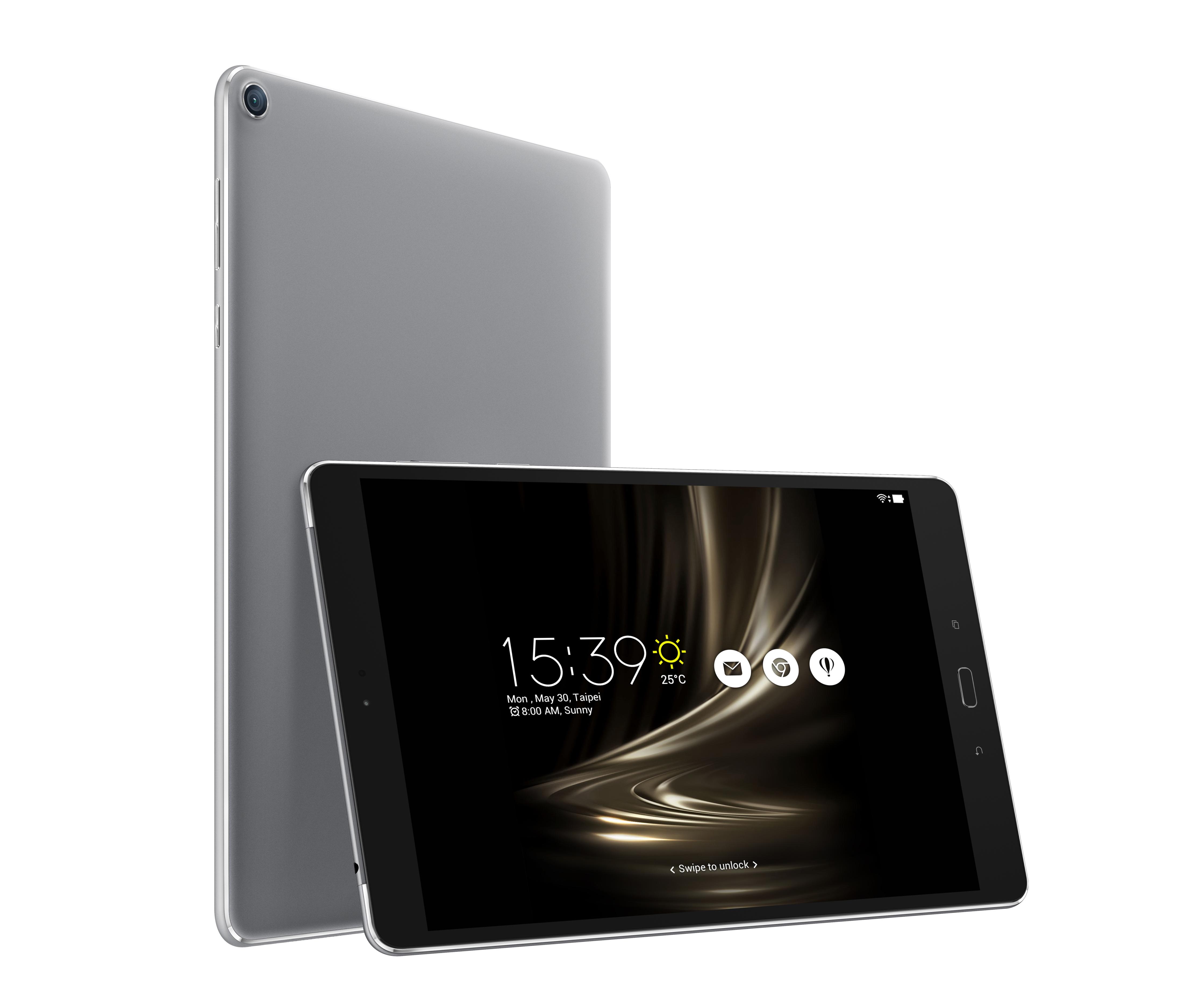 "Asus ZenPad 10 MTK 8176/9,7"" IPS 2048x1536/4GB/64GB/Android M/šedý"