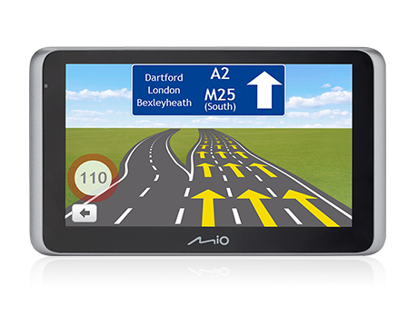 """MIO MiVue Drive 60LM, navigace s kamerou, 6,2"""", mapy EU (44) Lifetime"""