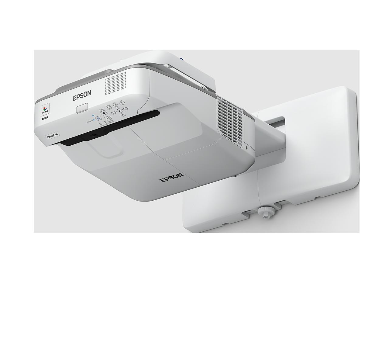 3LCD EPSON EB-685Wi WXGA 3500 Ansi 14000:1