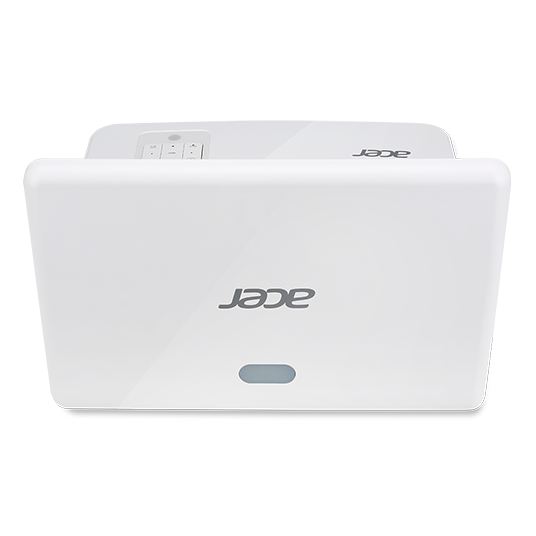 Acer U5220 DLP/3D/1024x768 XGA/3000 lm/13000:1/VGA in/VGA out/2xHDMI/MHL/RJ45/5,5 Kg/Ultra Short Throw