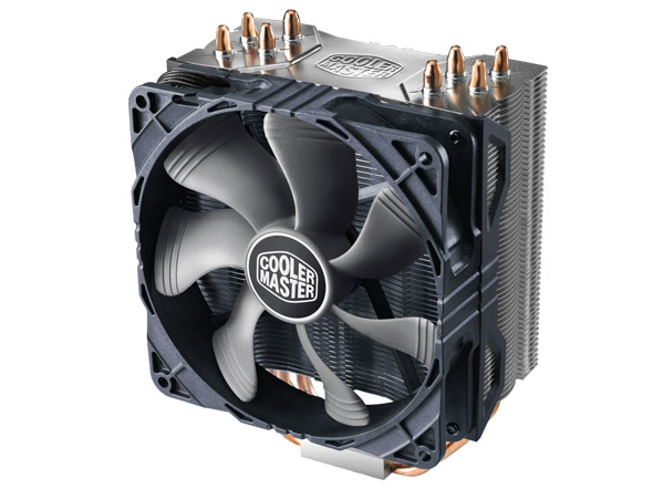 Cooler Master chladič CPU Hyper 212X, univ. socket, 120mm PWM fan
