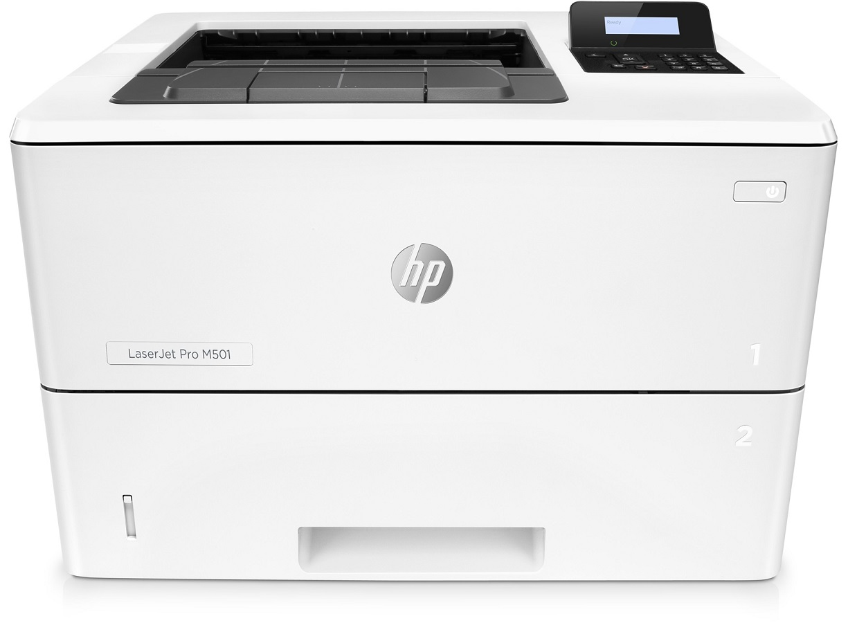 HP LaserJet Enterprise M501dn (A4, 43 ppm, USB 2.0, Ethernet, Duplex)