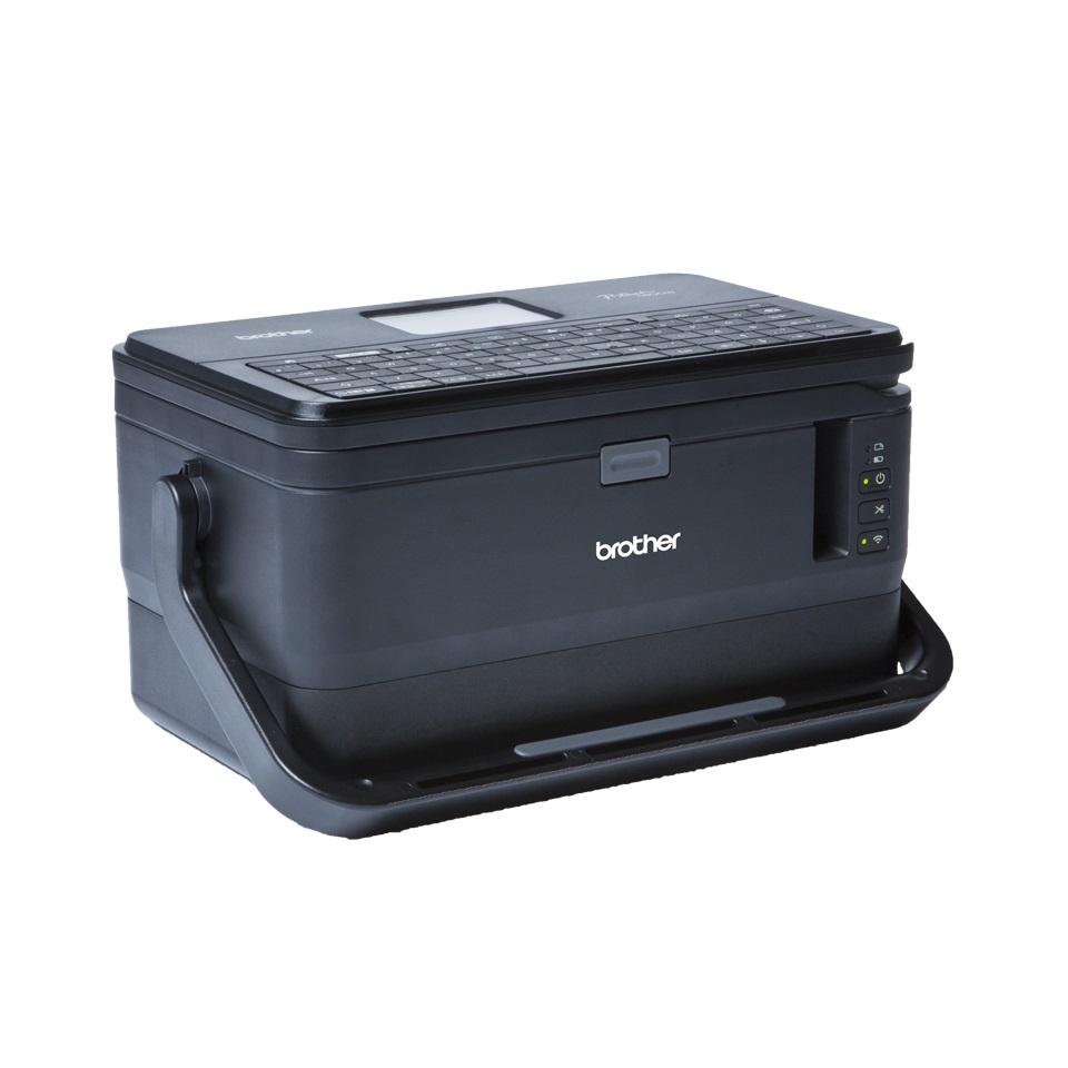 Brother PT-D800W tiskárna samolepících štítků, USB, WiFi