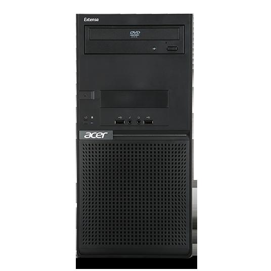 Acer Extensa M2710 Ci5-6400/4GB/1TB /DVDRW/klávesnice+myš/ W10Pro