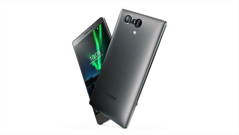 "Lenovo PHAB 2 MT873 4C 1,30GHz/3GB/32GB+microSD/6,4"" HD/IPS/8MP+5MP foto/GSM dualSIM/4G/Android 6.0 šedá ZA190011CZ"