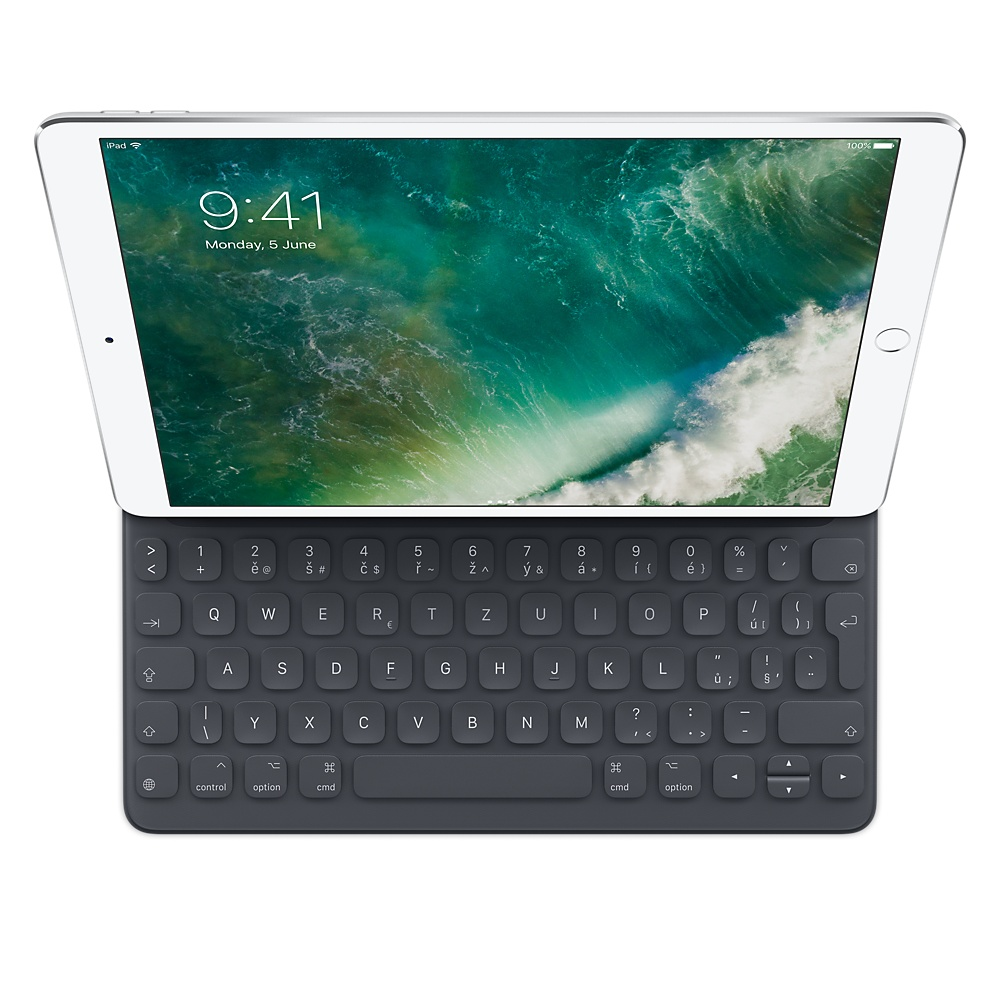 Apple iPad Pro 10,5´´ Smart Keyboard CZ