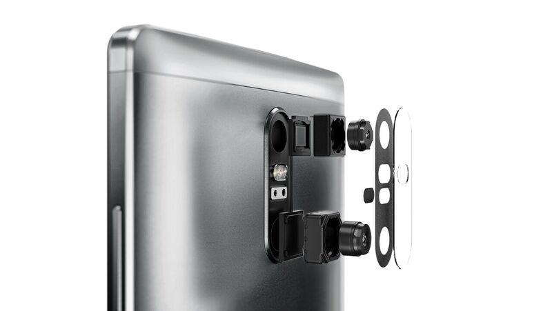"Lenovo PHAB 2 PLUS MT8783 8C 1,30GHz/3GB/32GB+microSD/6,4"" FHD/IPS/8MP+2x13MPx foto/GSM dualSIM/4G/FPR/Android 6.0 šedá"