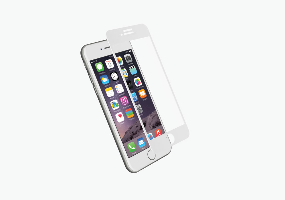 CYGNETT Tempered Glass iPhone7 White