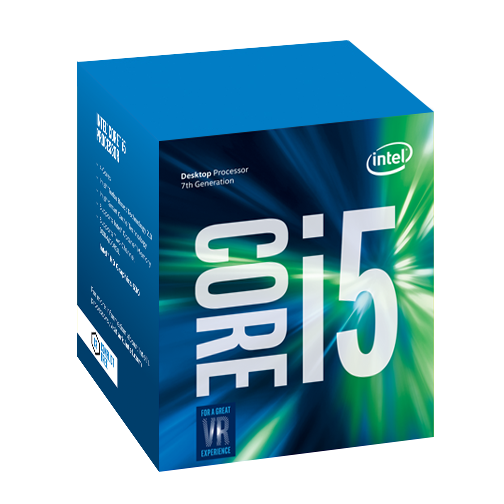 Intel Core i5-7500, Quad Core, 3.40GHz, 6MB, LGA1151, 14nm, 65W, VGA, BOX