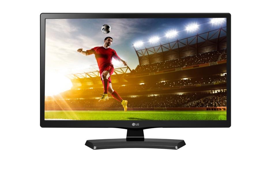 "29"" LG LED 29MT48DF - HD Ready, 16:9, HDMI, USB, DVB-T/C, CI, repro., 5ms"