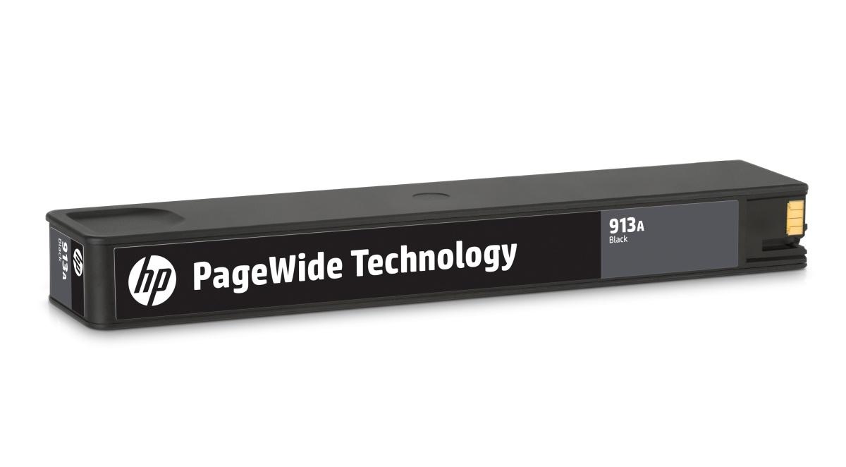 HP 913 - černá inkoustová kazeta, L0R95AE