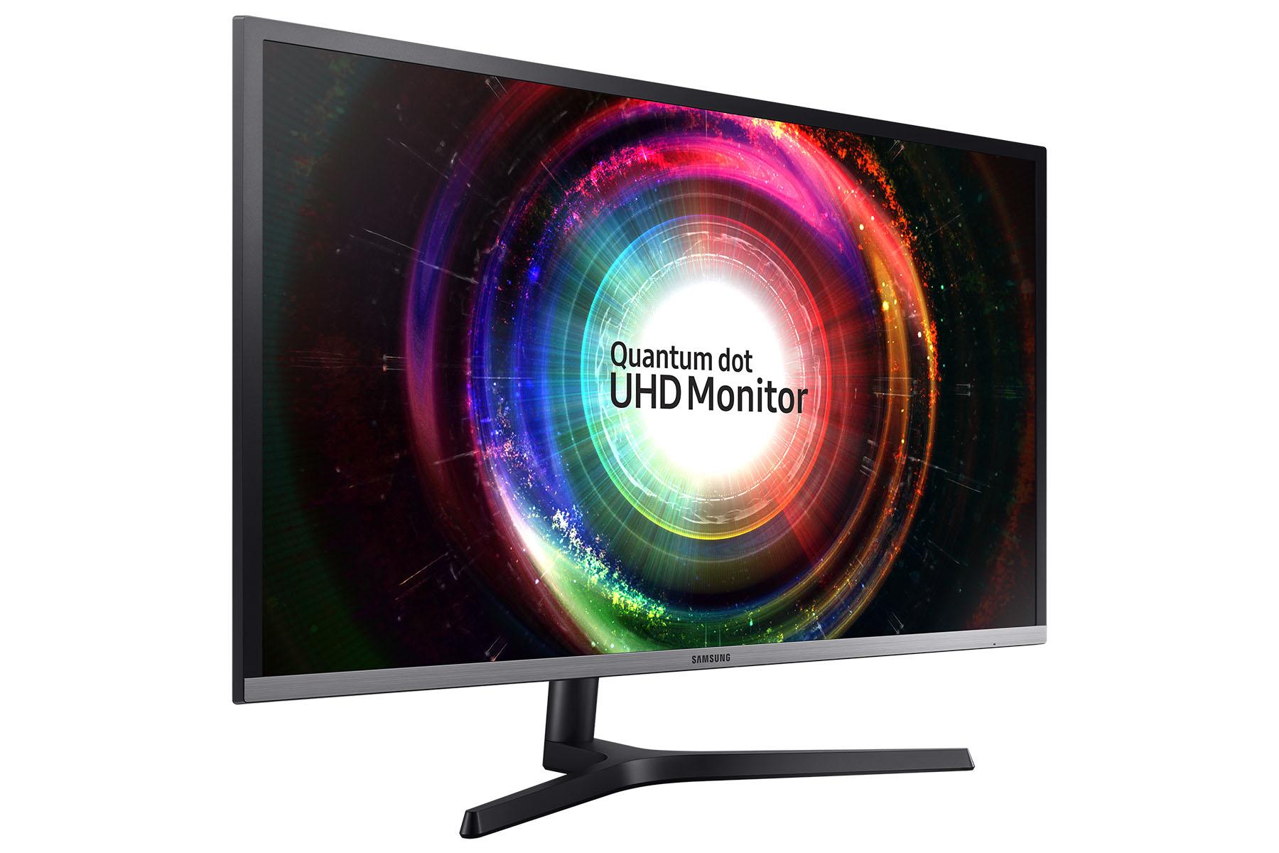 """Samsung LED LCD 32"""" U32H850 16:9 VA/3840x2160/4ms/250 cd/m2/2xHDMI/mDP/DP/4xUSB3.0/USB Hub/Quantum dot"""