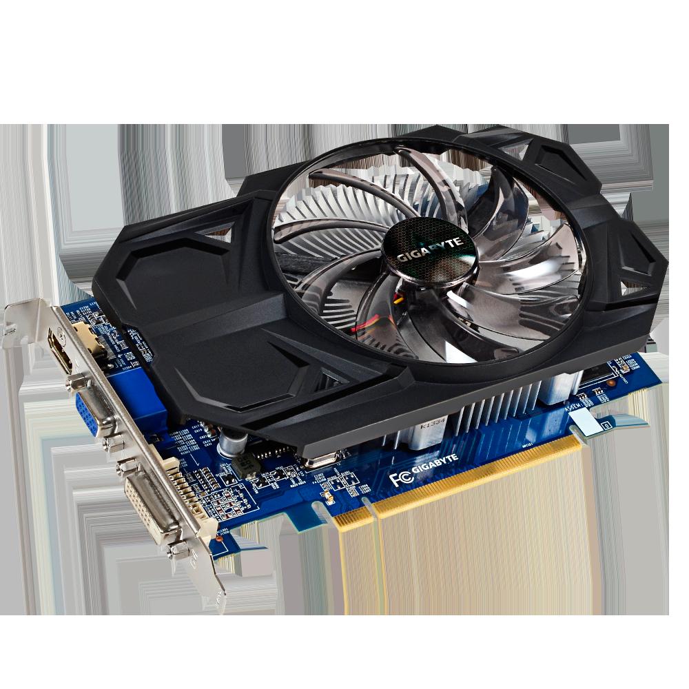 GIGABYTE VGA AMD Radeon™ R7 350 2GB DDR3 (Overclock)