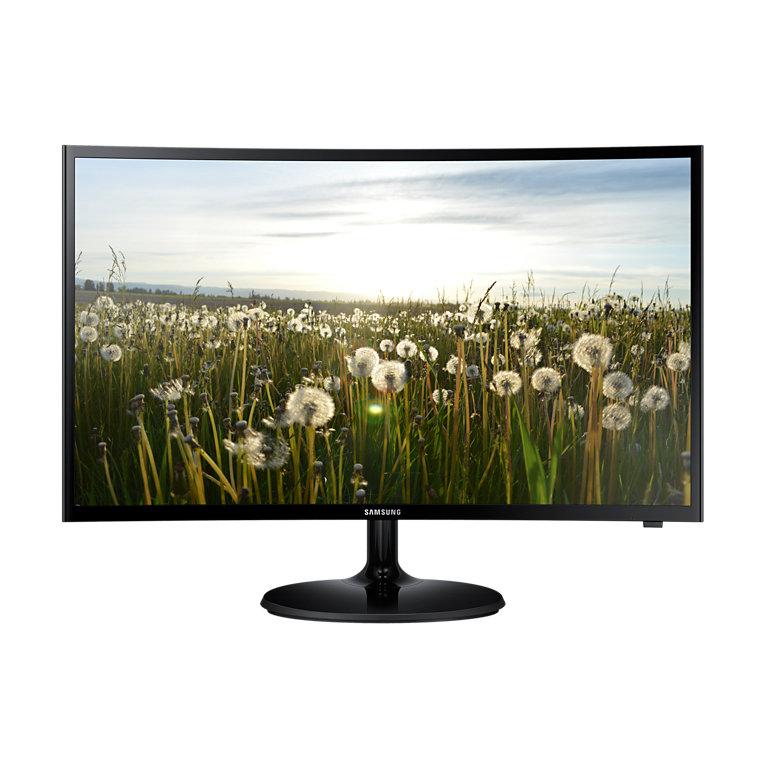 """Samsung 32"""" LCD V32F390 - T2 tuner, prohnutý"""