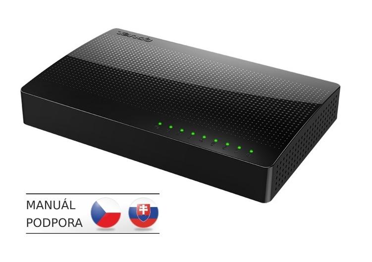 Tenda SG108 - 8x Gigabit Desktop Ethernet Switch