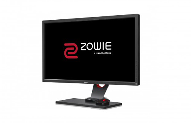 Zowie by BenQ LCD XL2730 DARK GREY 27''W/TN LED/2560x1440/12M:1/1ms/DVI/2x HDMI/Display Port/DP/Height adjustable/