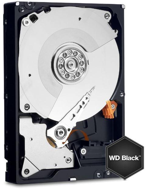 HDD 4TB WD4004FZWX Black 128MB SATAIII/600 7200rpm