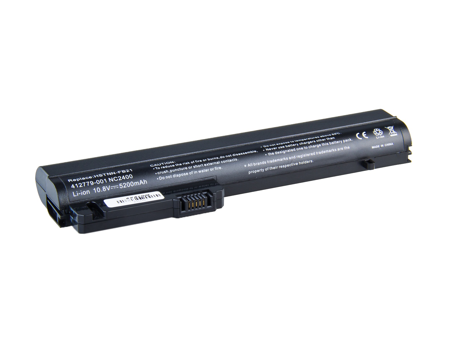 Baterie AVACOM NOHP-240h-S26 pro HP Business Notebook 2400, nc2400, 2510p Li-Ion 10,8V 5200mAh