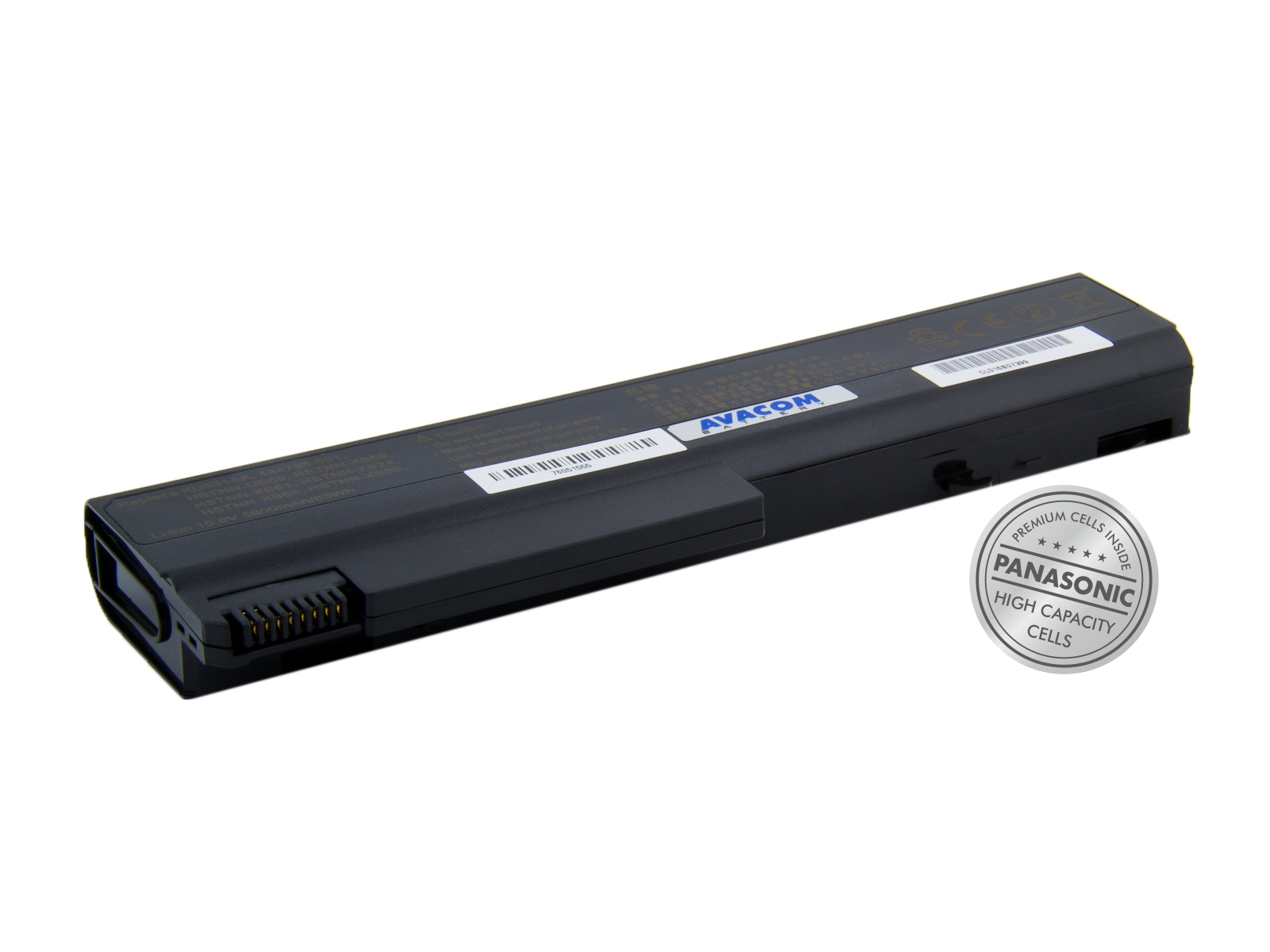 Náhradní baterie AVACOMHP Business 6530b/6730b Li-Ion 10,8V 5800mAh/63Wh