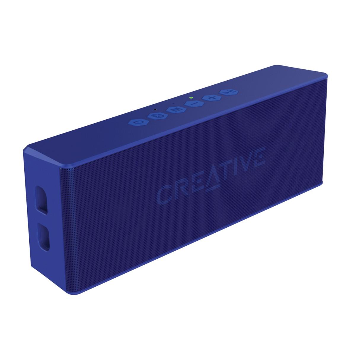 CREATIVE repro MUVO 2 BLUE (bluetooth modré)