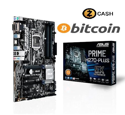 ASUS PRIME H270-PLUS, s.1151, H270, 4xDDR4, PCIe 3.0x16, SATAIII, M.2, HDMI/DVI-D/D-Sub, USB3.0, ATX