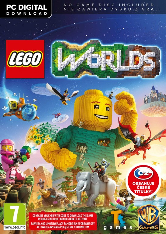 PC - LEGO Worlds