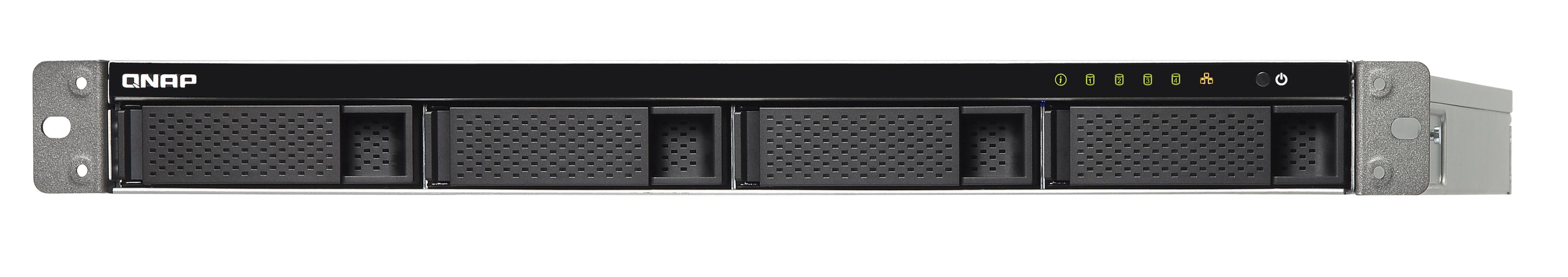 QNAP TS-431XU (1,7GHz/2GB RAM/4xSATA/10GbE SFP+)