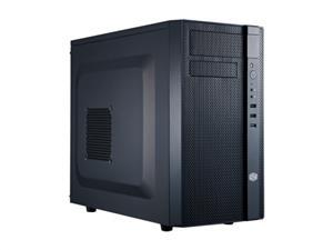 case Cooler Master minitower series N200, microATX, USB3.0, bez zdroje, černý